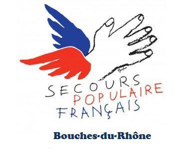 Secours Populaire Français - Fédération des Bouches du Rhône