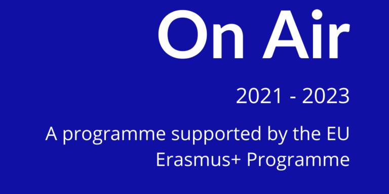 Le réseau Medinea reçoit le soutien de Erasmus+ de L'Union européenne pour son nouveau programme Medinea On Air 2021 – 2023
