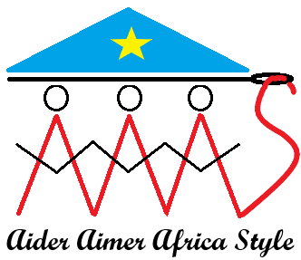 Aider Aimer Africa Style